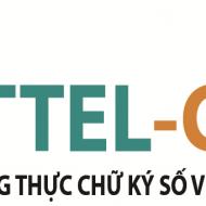 Dịch vụ chữ ký số Viettel-CA