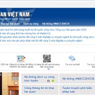 Hướng dẫn lấy 4 thông số khai báo VNACCS- Khai Hải Quan Điện Tử Online